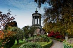 Robert Burns Pamiątkowy Alloway Ayr Zdjęcie Royalty Free