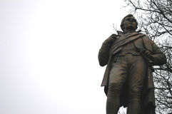 Robert Burns staty, Stirling Arkivbilder