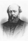 Robert Cecil, ó Marquess de Salisbúria foto de stock