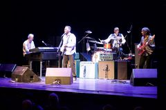Robert Cray Band Photo stock