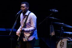 Robert Cray royalty free stock image