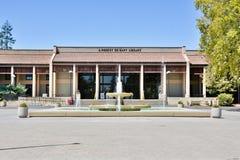 A. Robert De Hart Learning Center Stock Images