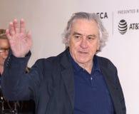 Robert De Niro bij de Premi?re van ?het neemt Krankzinnig ?bij het de Filmfestival van Tribeca van 2019 stock foto's