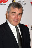 Robert De Niro. Robert DeNiro arriving at the Ninth Annual AARP the Magazine`s Movies for Grownups Awards Gala  Beverly Wilshire Hotel Beverly Hills, CA February Stock Photo