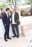 Robert De Niro, Uma Thurman and Jude Law Stock Photo