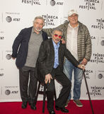 Robert DeNiro, Burt Reynolds, y Chevy Chase Fotografía de archivo libre de regalías