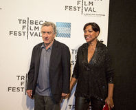 Robert DeNiro and Grace Hightower Royalty Free Stock Images