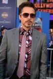 Robert Downey Jr,  Royalty Free Stock Images