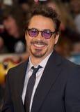 Robert Downey, Jr. Stock Images