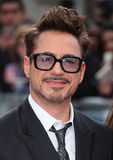 Robert Downey Jr Arkivfoto