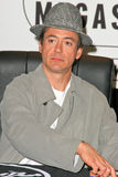 Robert Downey Jr. At Downey Jr's. Appearance & CD Signing of his debut CD 'The Futurist' at the Virgin Megastore, West Hollywood, CA. 11-23-04 stock image