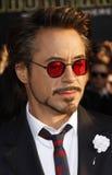 Robert Downey Jr Immagine Stock Libera da Diritti