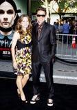 Robert Downey Jr e Susan Downey imagem de stock