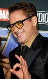 Robert Downey Jr imágenes de archivo libres de regalías