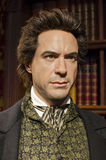 Robert downey jr. In the famous wax museum Madame tussauds london, england Stock Photo