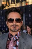 Robert Downey Jr Royalty Free Stock Photo