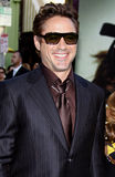 Robert Downey Jr. At the Los Angeles Premiere of `Orphan` held at the Mann Village Theater in Westwood, California, United States on July 21, 2009 royalty free stock images