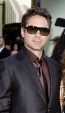 Robert Downey Jr. At the Los Angeles Premiere of `Orphan` held at the Mann Village Theater in Westwood, California, United States on July 21, 2009 stock images