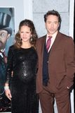 Robert Downey Jr,  Susan Downey Stock Photo