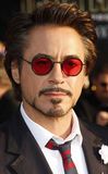 Robert Downey Jr. At the World Premiere of Iron Man 2 held at the El Capitan Theater in Hollywood, California, United States on April 26, 2010 stock photos