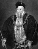 Robert Dudley, 1st Earl of Leicester Stock Images