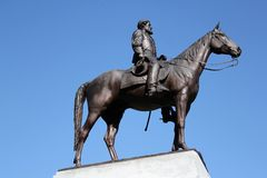Robert e lee Royalty Free Stock Image