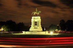 Robert E Lee Monument images libres de droits