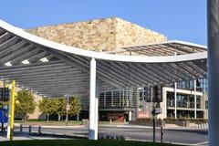 Robert e Margrit Mondavi Center para as artes de palco Fotos de Stock Royalty Free