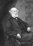 Robert Edward Lee royaltyfri fotografi