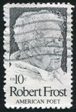 Robert Frost foto de stock royalty free