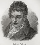 Robert Fulton Stock Image
