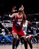 Robert Horry, Houston Rockets photos libres de droits