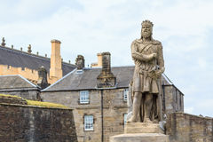 Robert il Bruce, re di scozzese Immagine Stock Libera da Diritti