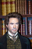 Robert John Downey Jr. in Madame Tussaud wax museum. London. UK Stock Photo