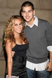 Robert Kardashian, Adrienne Bailon Stock Photography