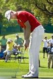 Robert Karlsson - 9th Green Stock Photo