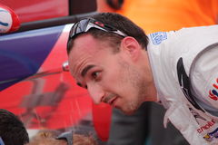 Robert Kubica Royalty Free Stock Images