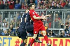 Robert Lewandowski   Bayern Munich Royalty Free Stock Photos