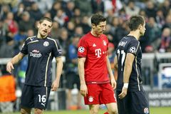 Robert Lewandowski   Bayern Munich Stock Images