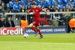 Robert Lewandowski   Bayern Munich Royalty Free Stock Photo