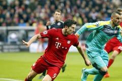 Robert Lewandowski   Bayern Munich Royalty Free Stock Photography