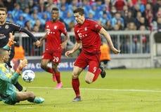Robert Lewandowski   Bayern Munich Royalty Free Stock Images