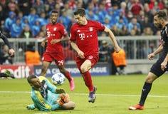 Robert Lewandowski   Bayern Munich Stock Photos