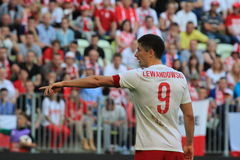 Robert Lewandowski Stock Photos