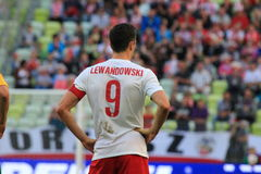 Robert Lewandowski Stock Photo