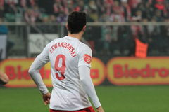 Robert Lewandowski Royalty Free Stock Image