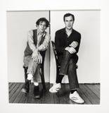 Robert Mapplethorpe Exhibition en el museo de Guggenheim foto de archivo