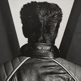 Robert Mapplethorpe Exhibition at the Guggenheim Museum stock images