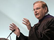 Robert Menendez Royalty Free Stock Photos