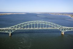Robert Moses Causeway. Royalty Free Stock Images